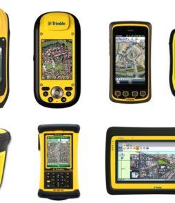 Equipos de Mano con GNSS