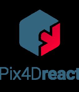 LOGO_Pix4Dreact_atyges