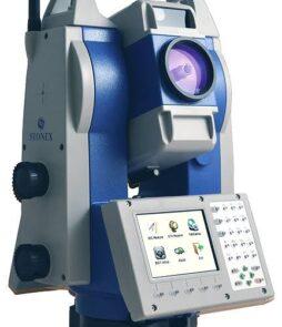 [B20-220110] Stonex R80 Station totale Robotique, Win, 1000m, 1_